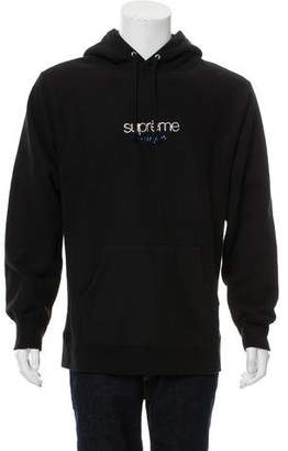 Supreme Embellished Hooded Sweatshirt