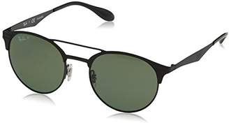 Ray-Ban Metal Unisex Round Sunglasses
