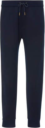 Ralph Lauren Slim-Fit Striped Stretch-Jersey Track Pants