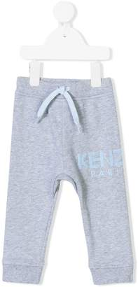 Kenzo branded tracksuit bottoms