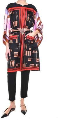 Dries Van Noten Ramidos Silk-twill Kimono Jacket