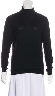 Louis Vuitton Monogrammed Wool Top