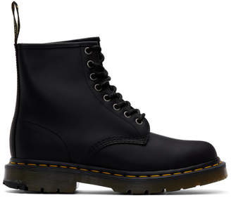 Dr. Martens Black 1460 WinterGrip Boots