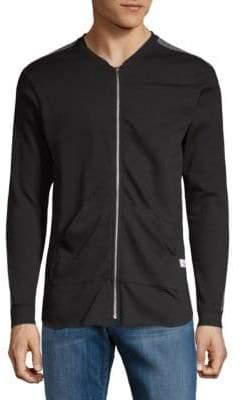 Kinetix Natadola Cotton Zip Jacket