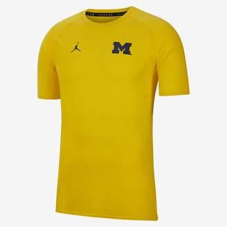 Nike Men's Training Top Jordan Dri-FIT 23 Alpha (Michigan)