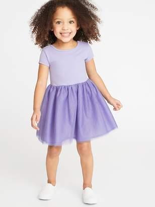 bd06c0a94 Old Navy Fit & Flare Tutu Dress for Toddler Girls