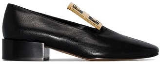 Givenchy 4G buckled loafers