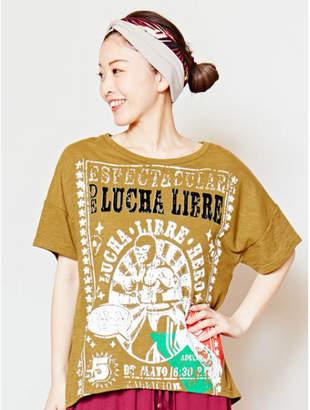 チャイハネ 【 】ワールドグラフィックTシャツ その他