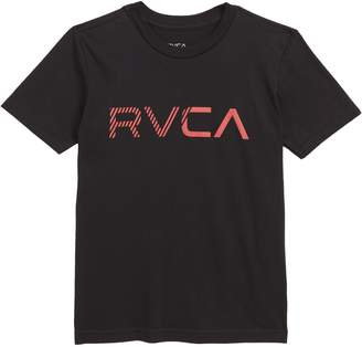 RVCA Blinded Logo T-Shirt