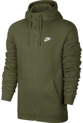 Nike Long Sleeve Fleece Hoodie-Big and Tall
