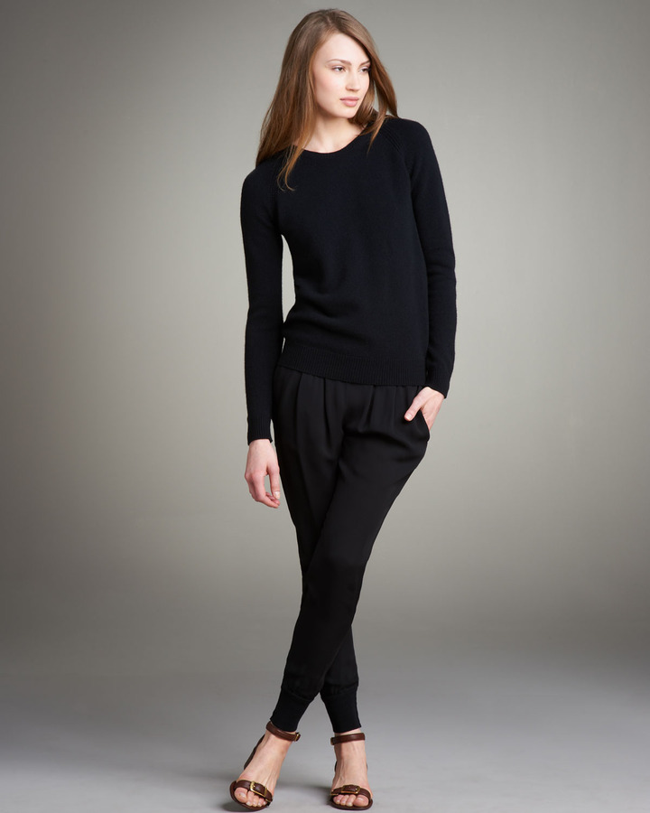 Stella McCartney Knit Harem Pants