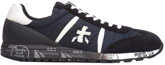 Premiata Lucy Blue Sneakers
