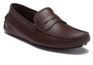 Lacoste Concours 118 Leather Penny Slot Loafer