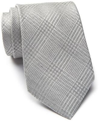 Calvin Klein Suiting Plaid Tie $65 thestylecure.com