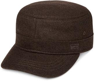 Levi's® Men's Melton Cadet Hat $28 thestylecure.com