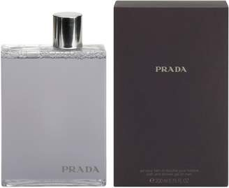 Prada Men`s bath and shower gel 200ml