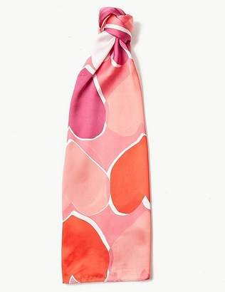 Marks and Spencer Heart Print Scarf