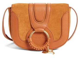 See By Chloe Leather Satchel - Brown $295 thestylecure.com