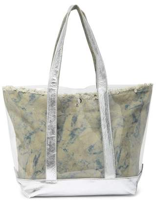 Urban Expressions Clear Tote Bag