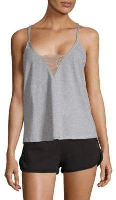 Cosabella Lace-Trimmed Camisole