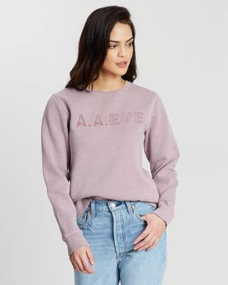 All About Eve A.A.EVE Crew Sweater