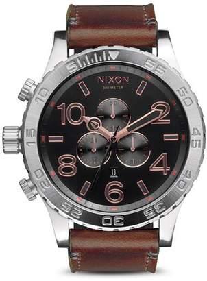 Nixon The 51-30 Chronograph Watch, 51mm