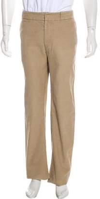 Maison Margiela Straight-Leg Corduroy Pants