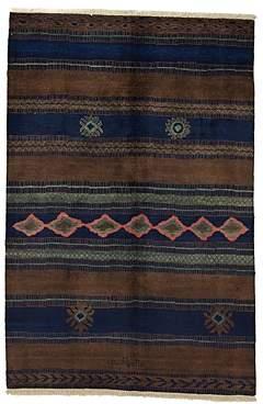 Moroccan Area Rug, 9'1 x 6'1