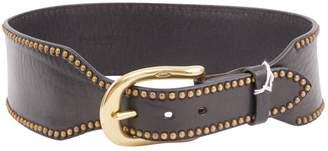 J&M Davidson J & M Davidson Black Leather Belts