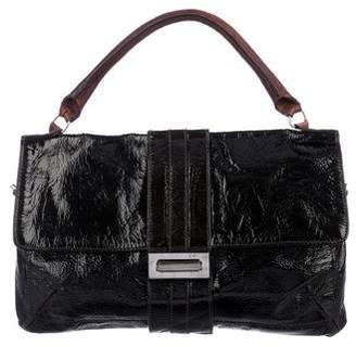 Lanvin Patent Heroine Bag