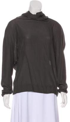 Marni Oversize Long Sleeve Top