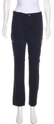 Tory Burch Straight-Leg Cargo Pants