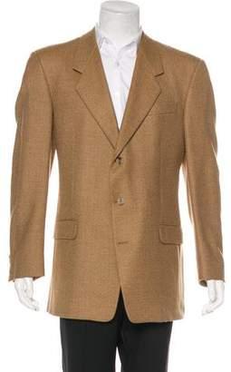 Karl Lagerfeld Lutece Herringbone Wool Sport Coat