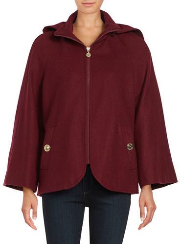 Betsey JohnsonBetsey Johnson Wool Blend Cape Coat