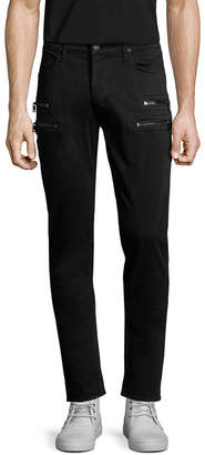 Hudson Broderick Slouchy Skinny Jeans