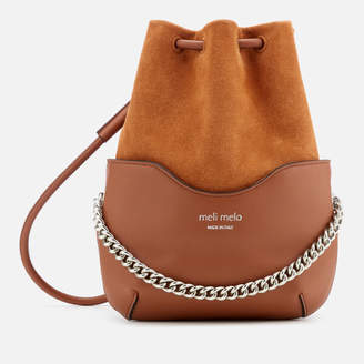 Meli-Melo Women's Hetty Shoulder Bag - Almond