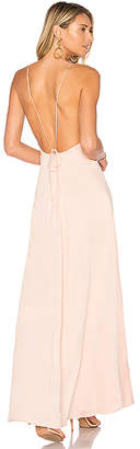 Privacy Please Elm Dress in Blush $198 thestylecure.com