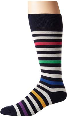 Paul Smith Dash Stripe Socks Men's No Show Socks Shoes
