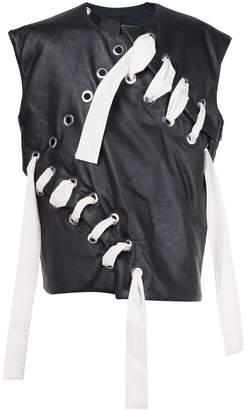 Craig Green eyelets vest