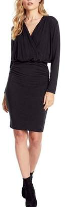 Michael Stars Cross Front Dress