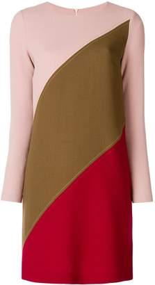P.A.R.O.S.H. panelled shift dress