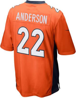 Nike Men's Cj Anderson Denver Broncos Game Jersey