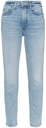 Jordache high waist back pocket detail jeans