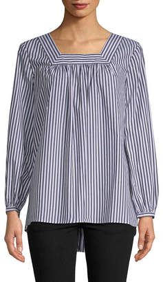 French Connection Sardina Striped Blouse