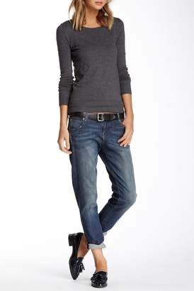 KUT from the Kloth Cleaned Up Katy Boyfriend Jean $89 thestylecure.com