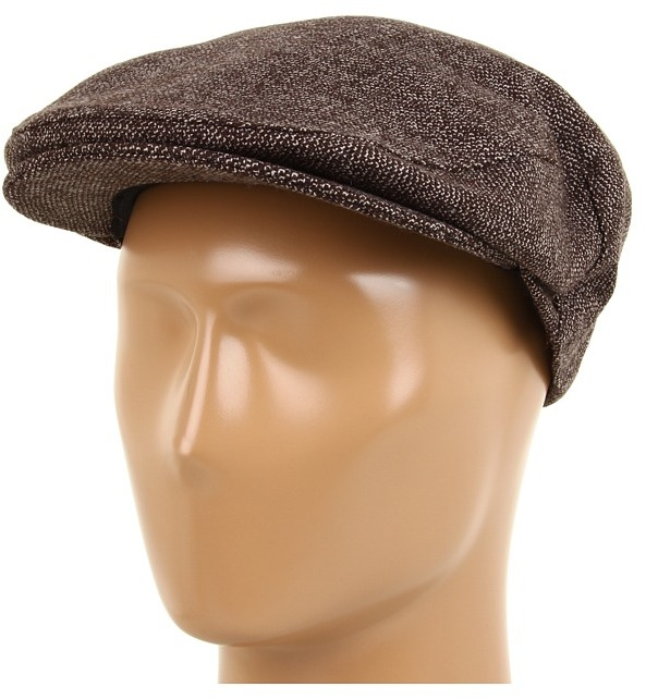Brixton Barrel (Brown) - Hats