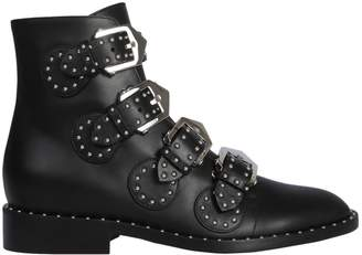 Givenchy Elegant Studded Low Boots