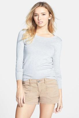 French Star Delaney Stretch Twill Short $32 thestylecure.com