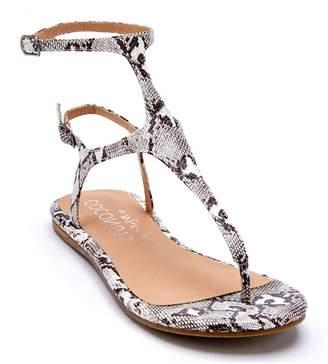 Matisse Pixie Ankle Strap Sandal