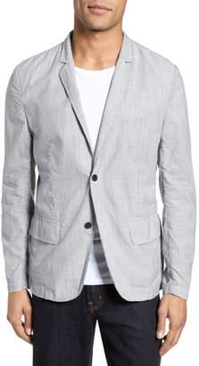 Michael Bastian Stripe Cotton Blazer